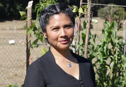 Natividad Llanquileo, abogada integrante del Centro de Investigación y Defensa Sur( CIDSUR) y candidata constituyente mapuche.