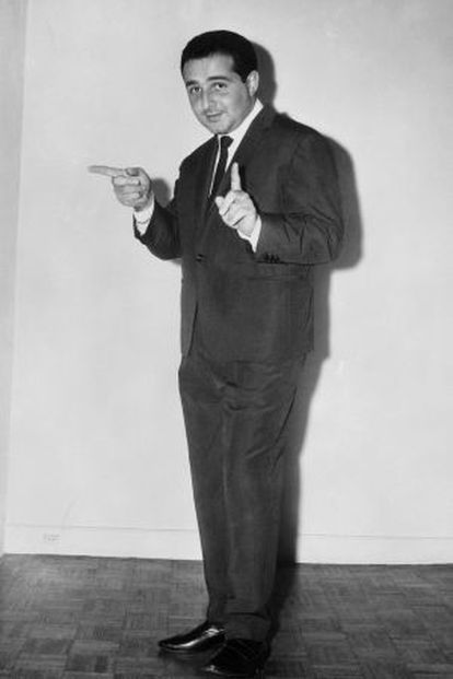 Richard Anthony, en 1967.