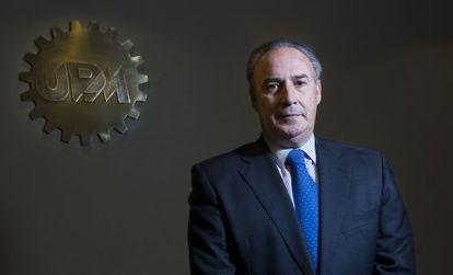 El ex presidente de la UPM Antoni Marsal.