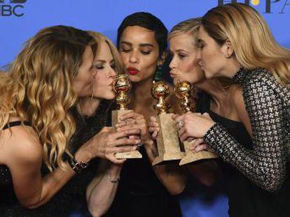 Las historias sobre mujeres son las protagonistas de los premios en sus categorías televisivas