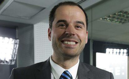 Ignacio Aguado, candidato de Ciudadanos a la Comunidad de Madrid.