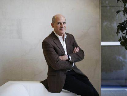 Thomas Rando en el Centro Nacional de Investigaciones Oncológicas (CNIO) de Madrid