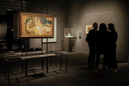 'Retrato de la Señora Ayala', la obra que Sorolla que no pudo acabar por morir antes.