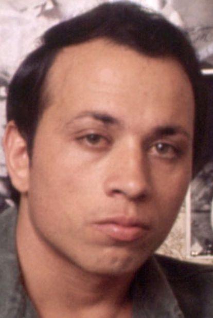 Paco España, en 1977.