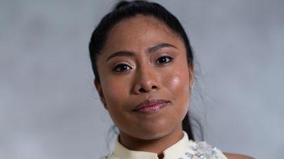 Yalitza Aparicio, durante los Oscar de 2019.
