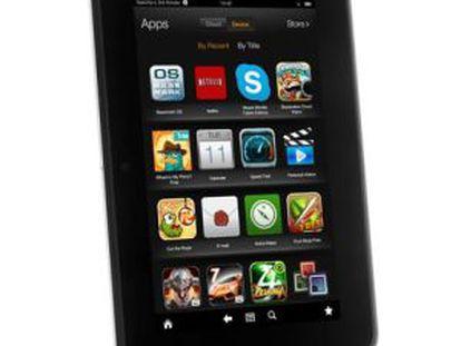 Amazon rebaja un 30% su tableta HD 7