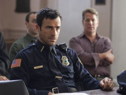 Justin Theroux, en una imagen de 'The leftlovers'.