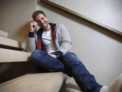 Pablo Alborán, horas antes de su concierto en Madrid. En vídeo, entrevista al cantante.