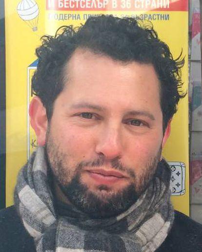 Sasha Issenberg, en una fotografía facilitada por él
