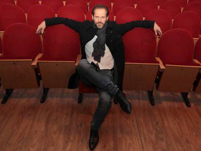 El actor porno Nacho Vidal, en una imagen de archivo.