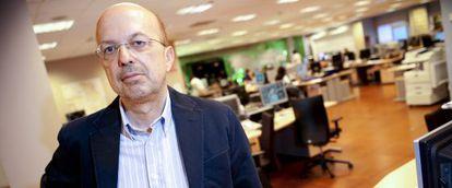 El director general de Radio Televisión Castilla-La Mancha, Ignacio Villa.