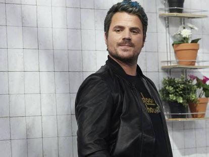 El cantante Dani Martín.