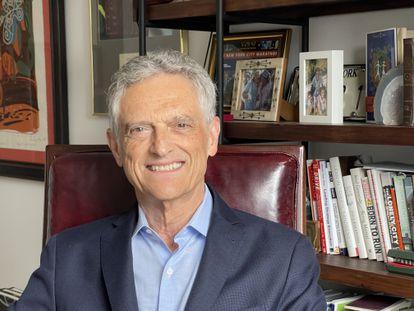El psiquiatra Luis Marcos Rojas .