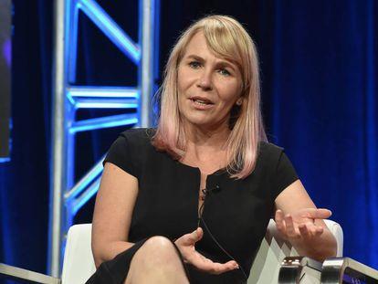 Marti Noxon, en un encuentro con la Asociación de Críticos de Televisión en Los Ángeles el pasado 25 de julio.