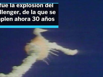 'Challenger': 30 años de la primera catástrofe espacial televisada