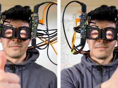 Facebook trata de que las Oculus muestren los ojos del usuario