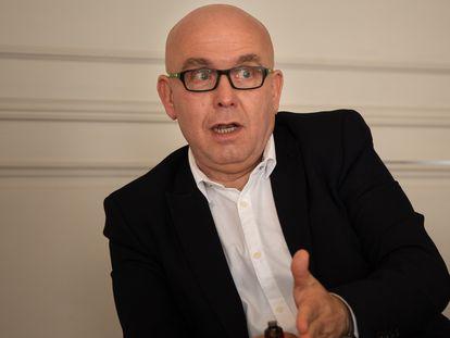 El abogado Gonzalo Boye, en 2019, durante una entrevista.