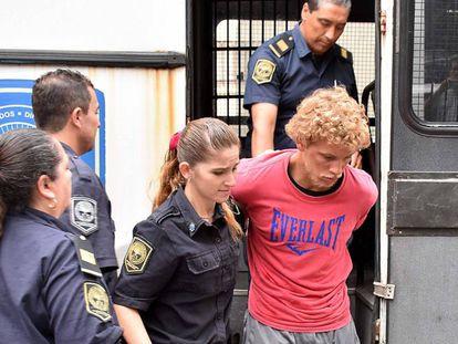 Uno de los cinco acusados por la violación de una adolescente de 14 años en Miramar (Argentina)