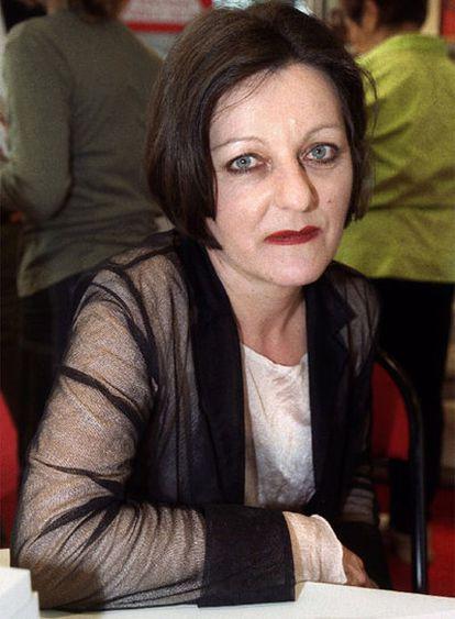 La Nobel de Literatura 2009, Herta Müller, en una imagen de archivo