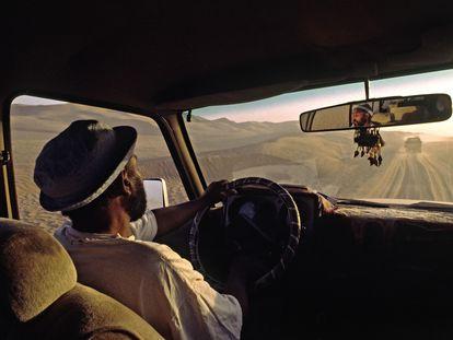 Desierto de Rub al-Jali. Diciembre 1997.