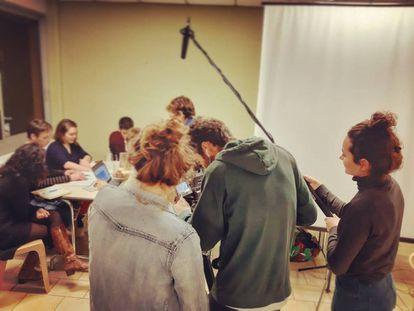 Para realizar el documental sobre la lista participativa de Montpellier han recaudado más de 20.000 euros