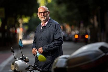 Edurad Pujol, exdiputado de Junts per Catalunya.