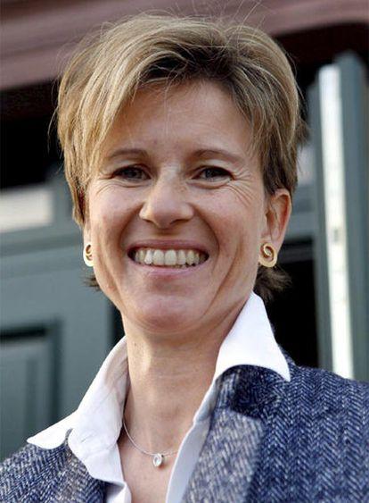 Susanne Klatten, una de las dueñas de la empresa automovilística BMW, en una imagen de enero de 2006.