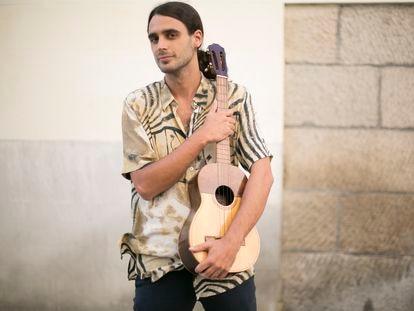 El músico Pedro Pastor presenta su nuevo disco 'Vueltas' en Rivas Vaciamadrid.