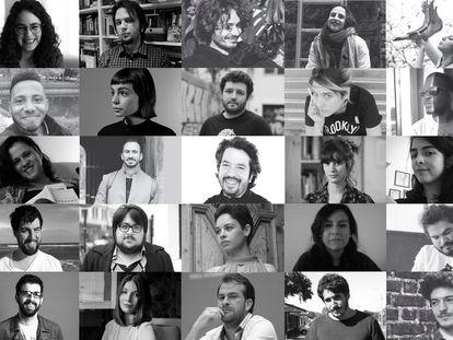 Autores seleccionados por la revista literaria 'Granta' como los mejores narradores en español.