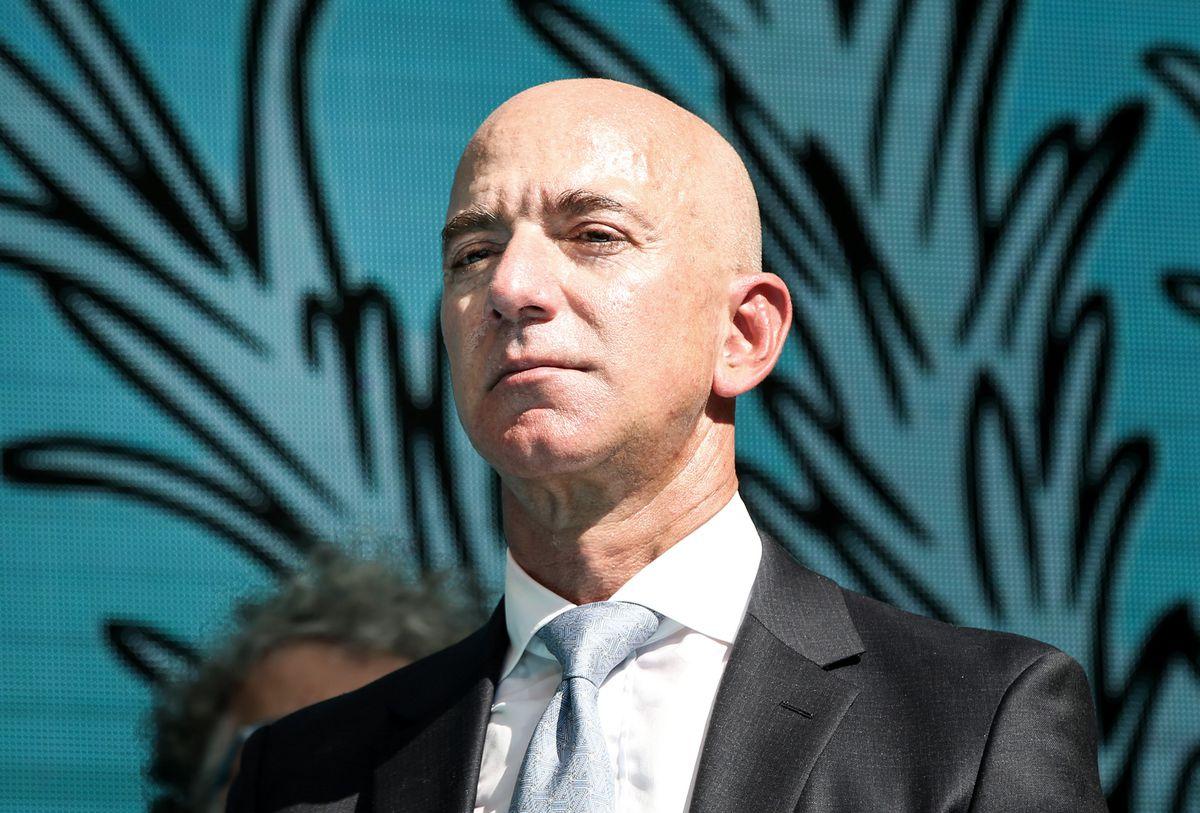 Amazon: Jeff Bezos, el hombre que cambió el mercado   Negocios   EL PAÍS