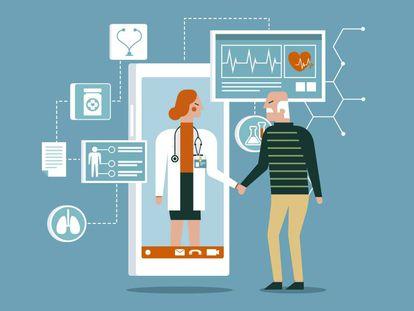 Lo que una máquina necesita saber sobre ti para decidir si estás sano, enfermo o regular