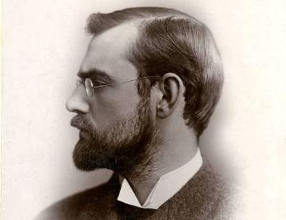 Archer Huntington en 1894