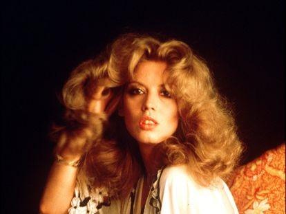 La cantante María Jiménez, en una foto de archivo.