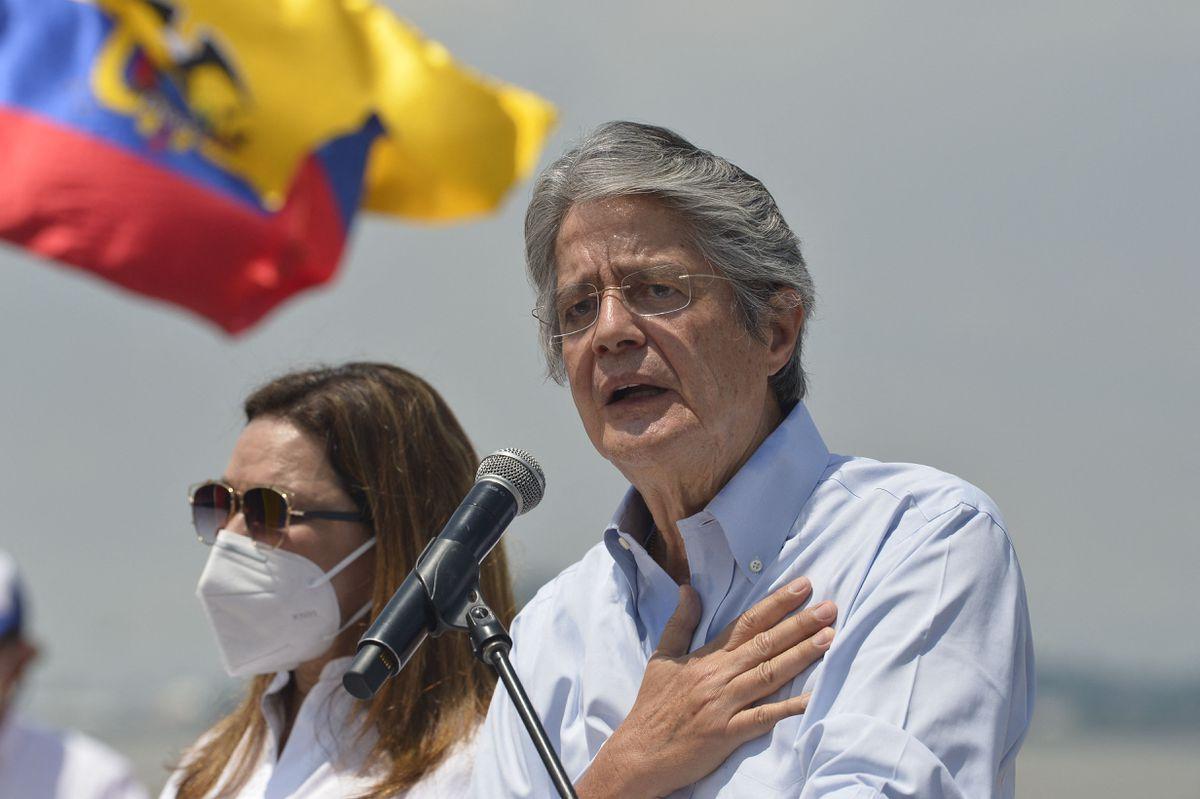 Guillermo Lasso, un conservador que promete cambios