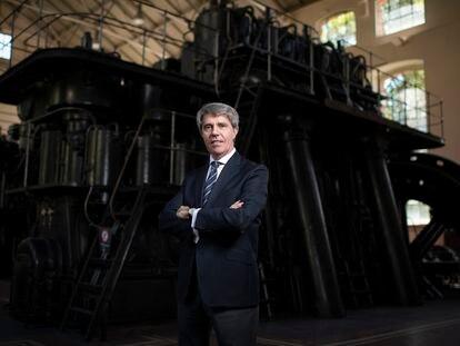 Ángel Garrido, expresidente de la Comunidad de Madrid, en mayo de 2020.