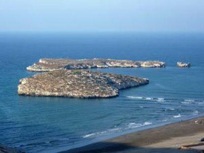 Isla de Tierra.