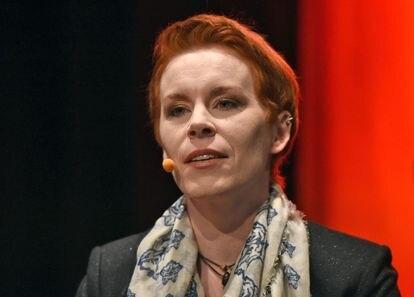 Tana French, en Colonia en 2015.