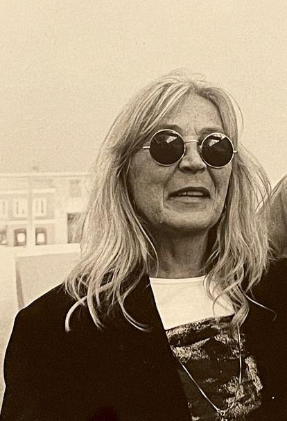 La artista sueca Charlotte Johannesson. / ARCHIVO PERSONAL