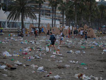 La basura de San Juan