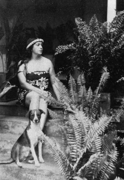 Aurora Bertrana, en una imagen de archivo.