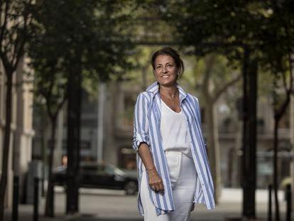 En la imagen Marian Muro, directora de Turisme de Barcelona. F