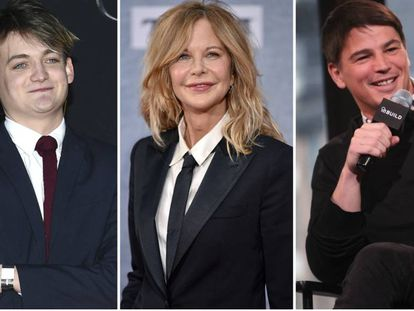 Jack Gleeson, Meg Ryan y Josh Harnett.