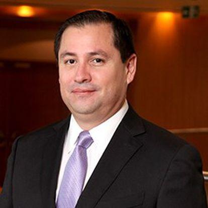 Luis Rivas Anduray, presidente ejecutivo del Banco de la Producción (Banpro).