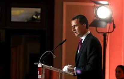 El Príncipe ha expresado su apoyo a los jóvenes empresarios.