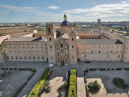Sant Miquel dels Reis, sede de la Acadèmia Valenciana de la Llengua.