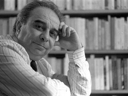 Juan Gacría Hortelano, en Madrid en 1989.