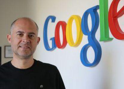 Rafael Camargo, responsable de Project Ara, el móvil modular de Google.