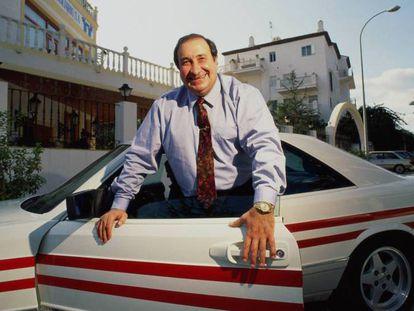 Jesús Gil, en Marbella en 1993. En vídeo, tráiler de 'El pionero'.