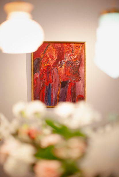 Una de las obras de Adolfo Arrieta expuestas en Madrid hasta el 29 de mayo.