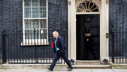 El problema de May no es tanto que figuras como Johnson dimitan, sino que esas condiciones de negociación no vayan a cambiar.